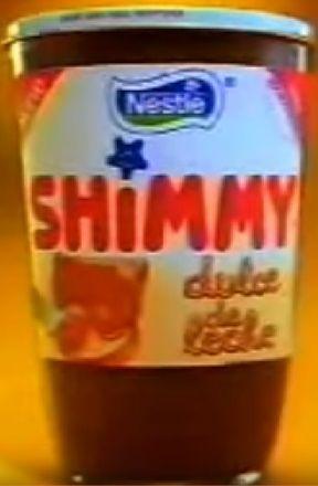 Dulce de leche Shimmy Nestlé Sancor
