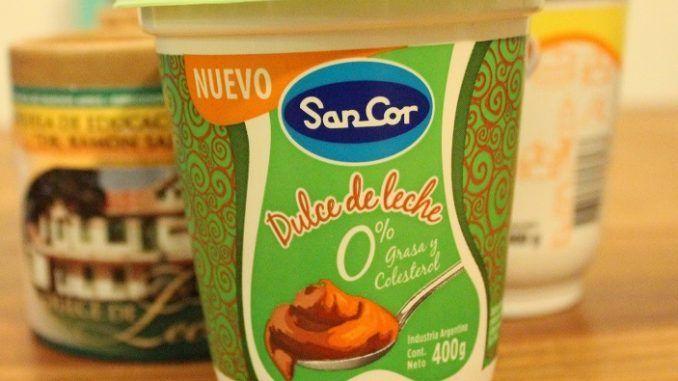 Dulce de leche Sancor