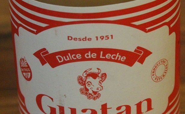 Dulce de leche Guatan