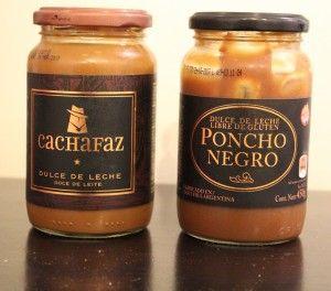 Dulce de leche Cachafaz