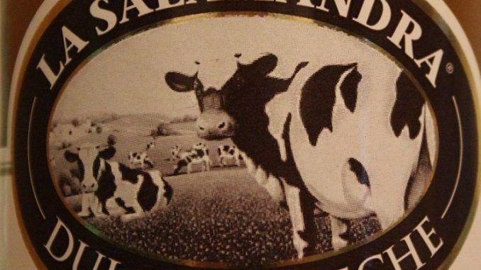 Dulce de leche La Salamandra