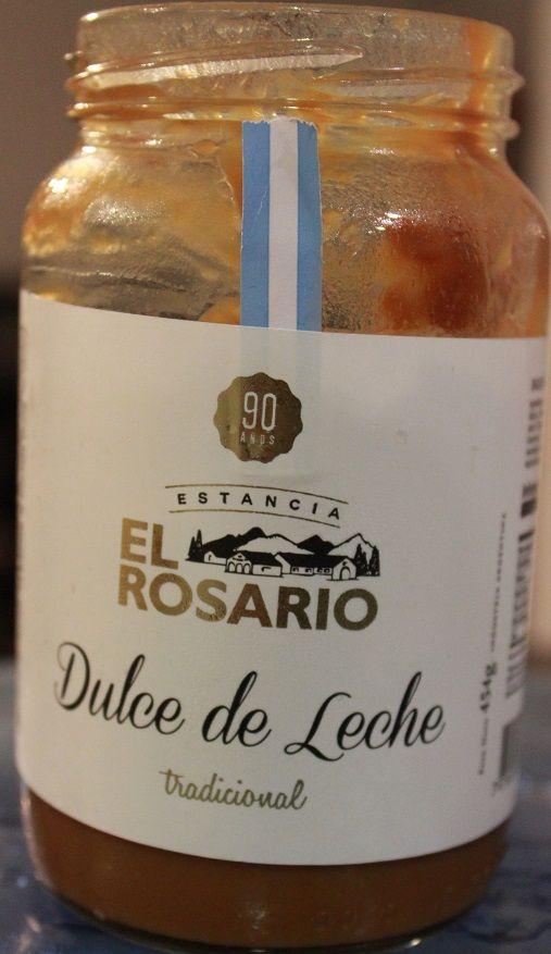 Dulce de leche El Rosario
