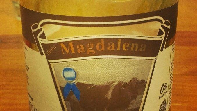 Dulce de leche Doña Magdalena