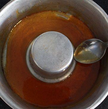 flan casero receta