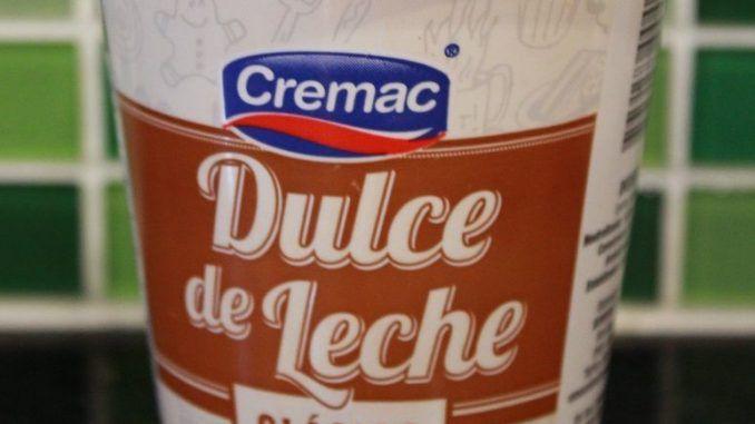 Dulce de leche Cremac